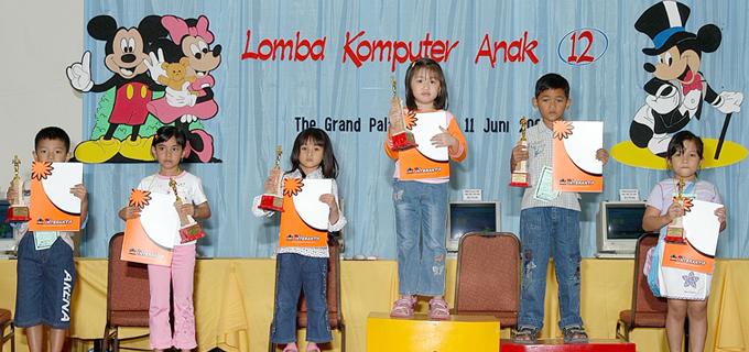 Lomba Komputer 12 Jun 2006