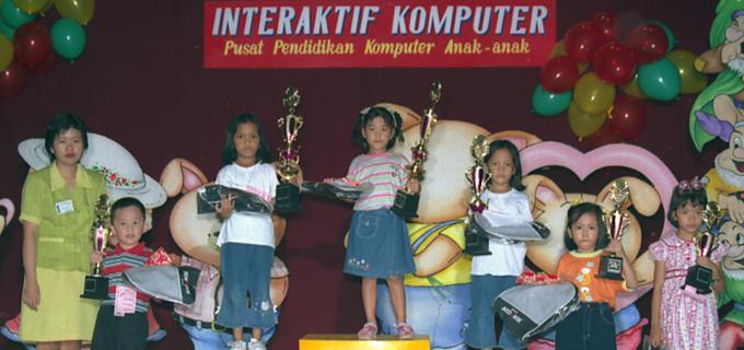 Lomba Komputer 2 Mei 2001