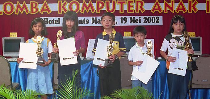 Lomba Komputer 4 Mei 2002